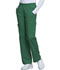 Photograph of WW Core Stretch Women's Mid Rise Pull-On Pant Cargo Pant Green 4005-HUNW