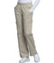 Photograph of WW Core Stretch Women\'s Mid Rise Pull-On Pant Cargo Pant Khaki 4005-KAKW