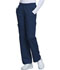 Photograph of WW Core Stretch Women's Mid Rise Pull-On Pant Cargo Pant Blue 4005-NAVW