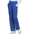 Photograph of WW Core Stretch Women's Mid Rise Pull-On Pant Cargo Pant Blue 4005-ROYW