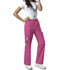 Photograph of WW Core Stretch Women's Mid Rise Pull-On Pant Cargo Pant Pink 4005-SHPW