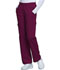 Photograph of WW Core Stretch Women's Mid Rise Pull-On Pant Cargo Pant Purple 4005-WINW