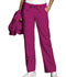 Photograph of WW Originals Women's Low Rise Drawstring Cargo Pant Red 4020T-RASW