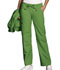 Photograph of WW Originals Women\'s Low Rise Drawstring Cargo Pant Green 4020-ALOW
