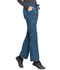 Photograph of WW Originals Women Drawstring Cargo Pant Blue 4020-CARW