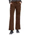 Photograph of WW Originals Women\'s Low Rise Drawstring Cargo Pant Brown 4020-CHCW