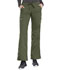 Photograph of WW Originals Women\'s Low Rise Drawstring Cargo Pant Green 4020-OLVW