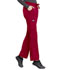 Photograph of WW Originals Women Low Rise Drawstring Cargo Pant Red 4020-REDW
