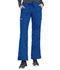 Photograph of WW Originals Women's Low Rise Drawstring Cargo Pant Blue 4020-ROYW