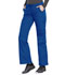 Photograph of WW Originals Women Drawstring Cargo Pant Blue 4020-ROYW