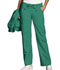 Photograph of WW Originals Women's Low Rise Drawstring Cargo Pant Green 4020-SGRW