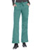 Photograph of WW Originals Women's Low Rise Drawstring Cargo Pant Green 4020-TLBW