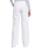 Photograph of WW Originals Women's Low Rise Drawstring Cargo Pant White 4020-WHTW
