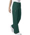 Photograph of WW Core Stretch Unisex Unisex Drawstring Cargo Pant Green 4043-HUNW
