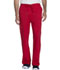 Photograph of WW Core Stretch Unisex Unisex Drawstring Cargo Pant Red 4043-REDW