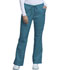 Photograph of WW Core Stretch Women\'s Mid Rise Drawstring Cargo Pant Blue 4044T-CARW