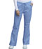 Photograph of WW Core Stretch Women\'s Mid Rise Drawstring Cargo Pant Blue 4044-CIEW