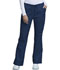 Photograph of WW Core Stretch Women's Mid Rise Drawstring Cargo Pant Blue 4044-NAVW