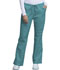 Photograph of WW Core Stretch Women's Mid Rise Drawstring Cargo Pant Green 4044-TLBW