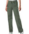 Photograph of WW Originals Unisex Unisex Drawstring Cargo Pant Green 4100S-OLVW