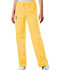 Photograph of WW Originals Unisex Unisex Drawstring Cargo Pant Yellow 4100T-DANW