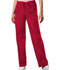 Photograph of WW Originals Unisex Unisex Drawstring Cargo Pant Red 4100T-REDW