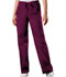 Photograph of WW Originals Unisex Unisex Drawstring Cargo Pant Purple 4100T-WINW