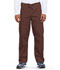 Photograph of WW Originals Unisex Unisex Drawstring Cargo Pant Brown 4100-CHCW