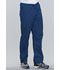 Photograph of WW Originals Unisex Unisex Drawstring Cargo Pant Blue 4100-GABW