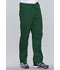 Photograph of WW Originals Unisex Unisex Drawstring Cargo Pant Green 4100-HUNW
