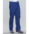 Photograph of WW Originals Unisex Unisex Drawstring Cargo Pant Blue 4100-ROYW