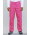Photograph of WW Originals Unisex Unisex Drawstring Cargo Pant Pink 4100-SHPW