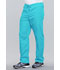 Photograph of WW Originals Unisex Unisex Drawstring Cargo Pant Blue 4100-TRQW