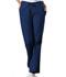 Photograph of WW Originals Women's Natural Rise Flare Leg Drawstring Pant Blue 4101P-NAVW