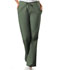 Photograph of WW Originals Women\'s Natural Rise Flare Leg Drawstring Pant Green 4101P-OLVW