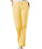 Photograph of WW Originals Women\'s Natural Rise Flare Leg Drawstring Pant Yellow 4101T-DANW