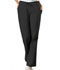 Photograph of WW Originals Women's Natural Rise Flare Leg Drawstring Pant Black 4101-BLKW