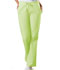 Photograph of WW Originals Women's Natural Rise Flare Leg Drawstring Pant Green 4101-CELW