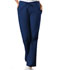 Photograph of WW Originals Women's Natural Rise Flare Leg Drawstring Pant Blue 4101-NAVW