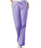 Photograph of WW Originals Women\'s Natural Rise Flare Leg Drawstring Pant Purple 4101-ORCW