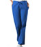 Photograph of WW Originals Women's Natural Rise Flare Leg Drawstring Pant Blue 4101-ROYW