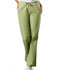 Photograph of WW Originals Women's Natural Rise Flare Leg Drawstring Pant Green 4101-SAGW