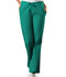 Photograph of WW Originals Women's Natural Rise Flare Leg Drawstring Pant Green 4101-SGRW