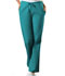 Photograph of WW Originals Women's Natural Rise Flare Leg Drawstring Pant Green 4101-TLBW