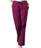 Photograph of WW Originals Women's Natural Rise Flare Leg Drawstring Pant Purple 4101-WINW