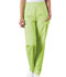 Photograph of WW Originals Women's Natural Rise Tapered Pull-On Cargo Pant Green 4200P-CELW