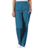 Photograph of WW Originals Women\'s Natural Rise Tapered LPull-On Cargo Pant Blue 4200-CARW
