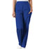 Photograph of WW Originals Women's Natural Rise Tapered Pull-On Cargo Pant Blue 4200-GABW
