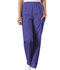 Photograph of WW Originals Women\'s Natural Rise Tapered LPull-On Cargo Pant Purple 4200-GRPW
