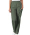 Photograph of WW Originals Women\'s Natural Rise Tapered LPull-On Cargo Pant Green 4200-OLVW